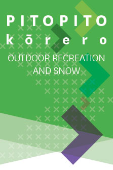 Pitopito Kōrero: Outdoor Recreation and Snow